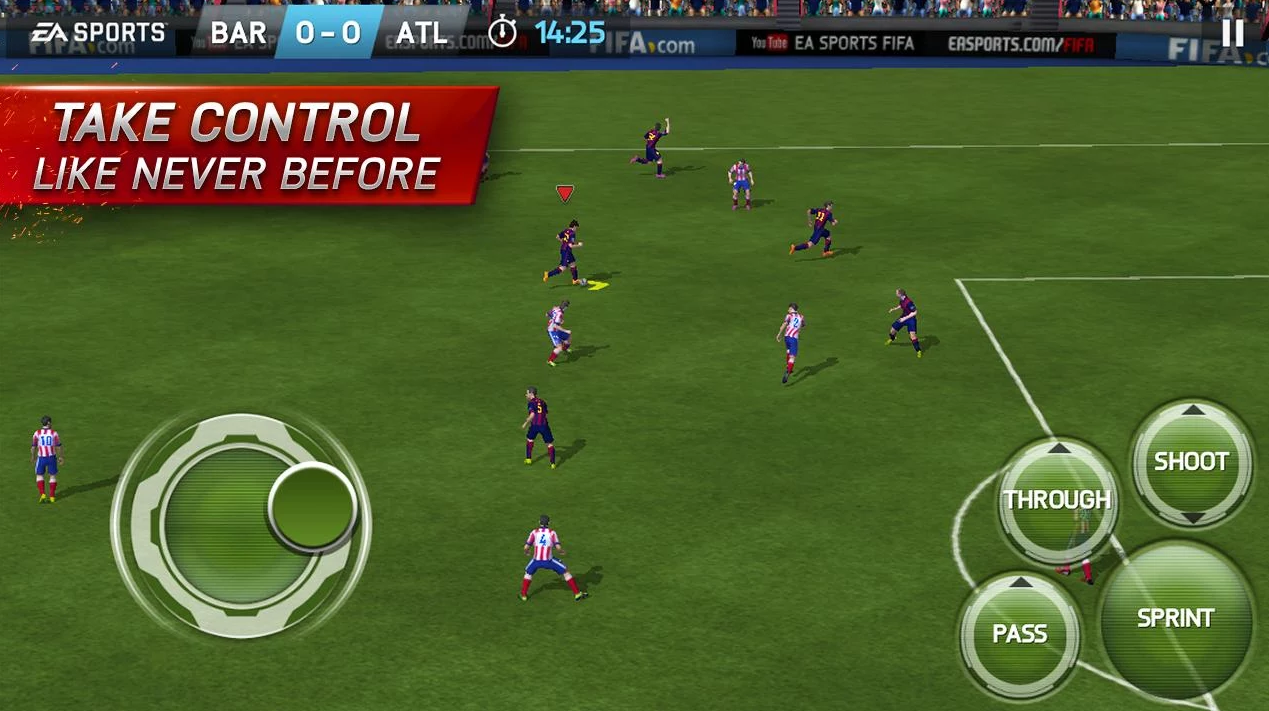 FIFA 15 Ultimate Team for Android