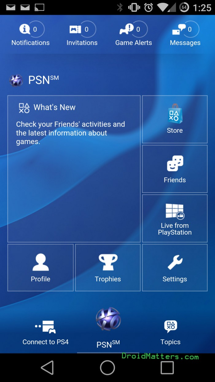 PlayStation 4 Remote Play now ported to all Rooted Android ...