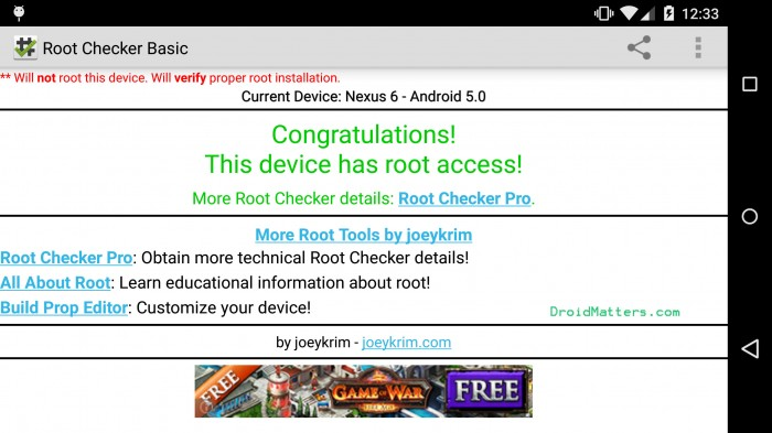 root-your-nexus-6