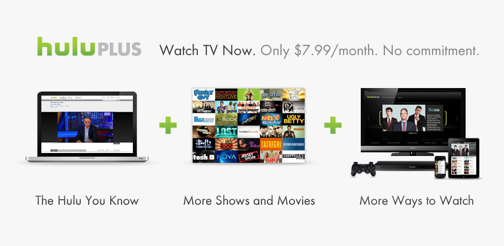 Hulu Plus finally makes its way to Android, currently supported on