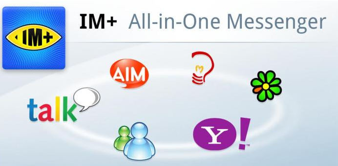 Free Android app of the day: IM+ Pro All-in-One Messenger