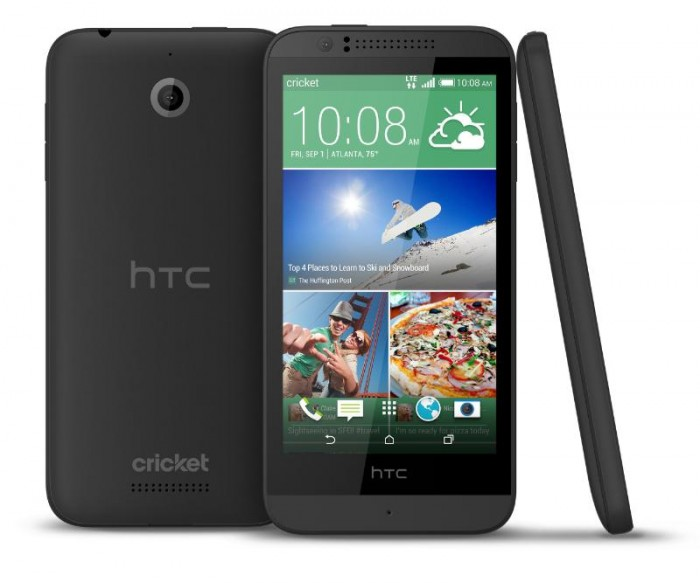 Cricket Wireless HTC Desire 510
