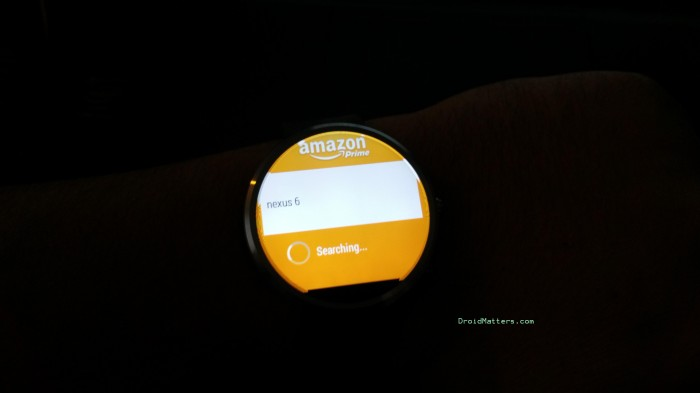 amazon-android-wear